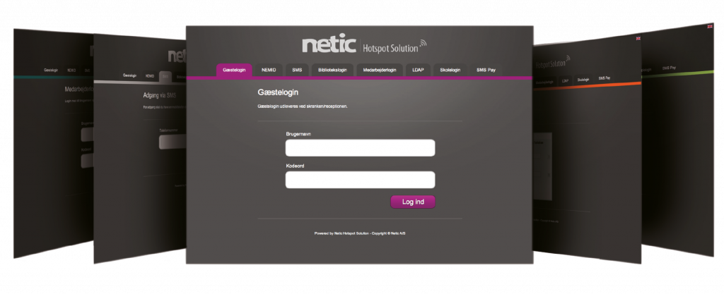 Netic Hotspot Solution
