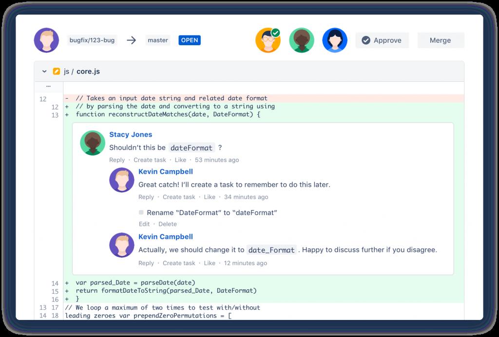Atlassian Bitbucket Code Collaboration